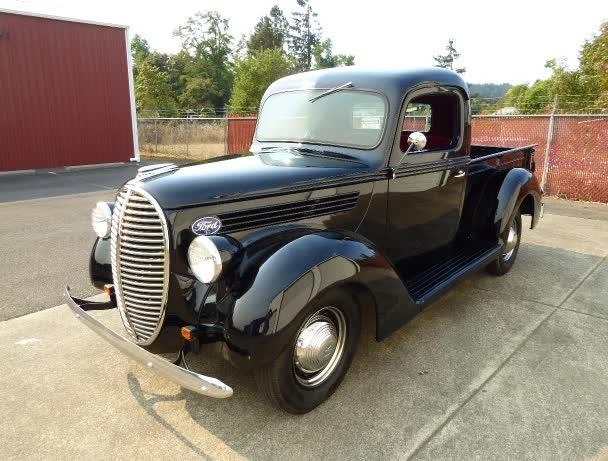 1939 Ford 1/2 Ton Pickup Truck <font color=red>*SALE PENDING*</font color>