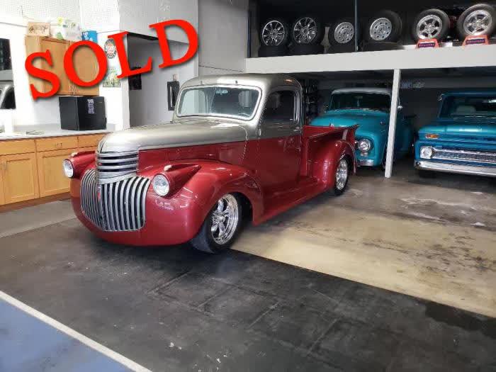 1946 Chevrolet Pickup <font color=red>*SOLD*</font color>