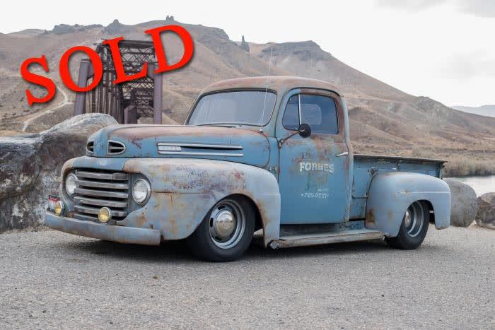 1949 Ford Shop Truck <font color=red>*SOLD*</font color>