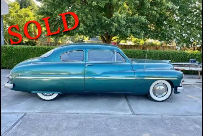 1950 Mercury <font color=red>*SOLD*</font color>