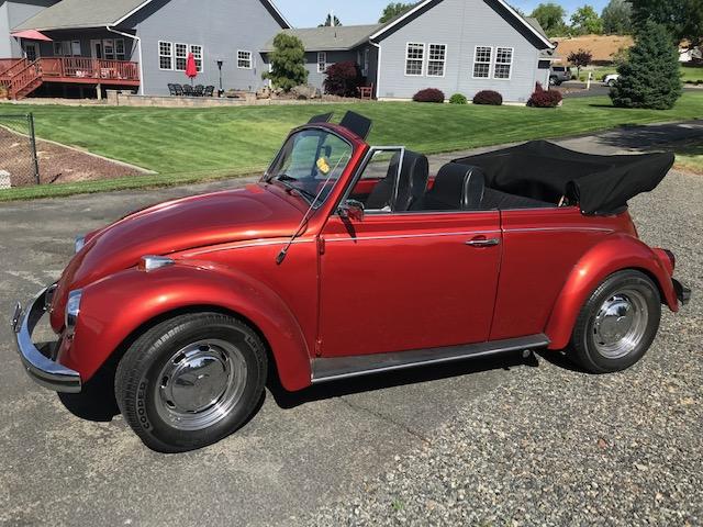1969 Volkswagen Convertible
