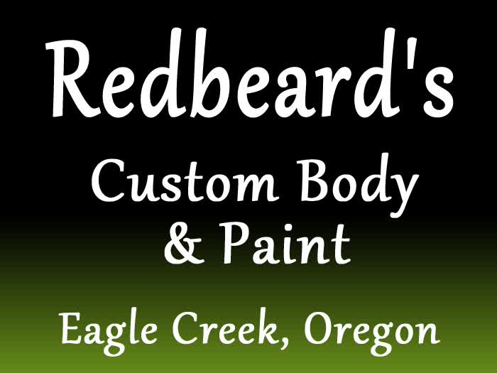 Redbeard's Custom Body & Paint