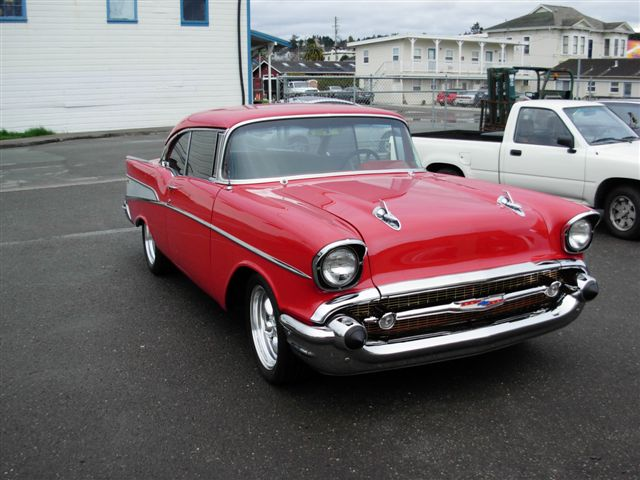 1957 Chevrolet Bel Air 2 Door HT