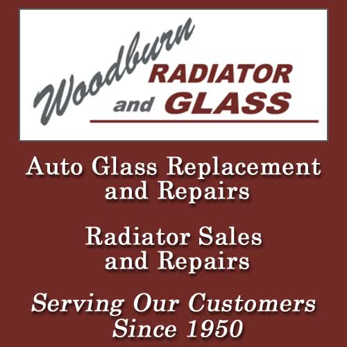 Woodburn Radiator and Glass