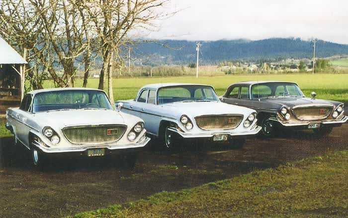 1962 Chrysler Collection
