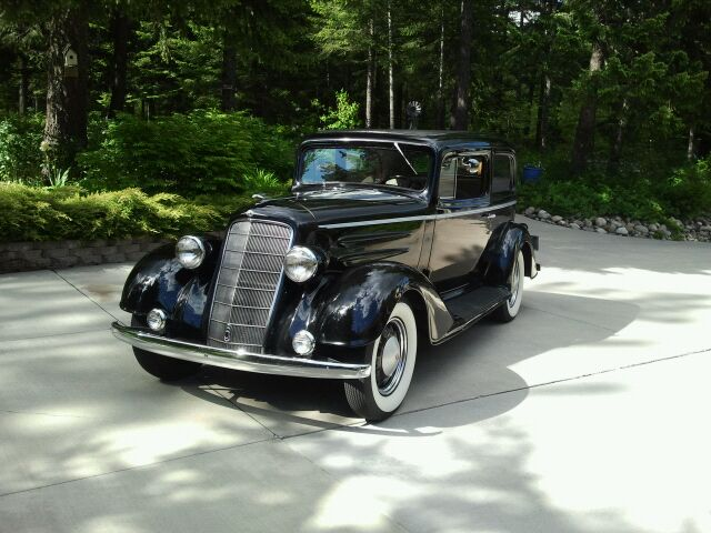 1934 Oldsmobile F Series 2 Door