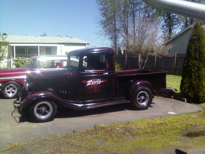 1934 Chevrolet Pick Up