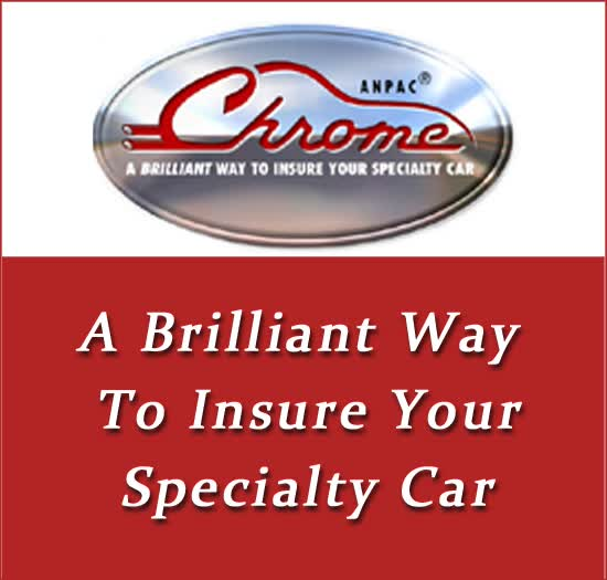 ANPAC / American National Insurance / Chrome Classic Car Insurance