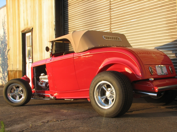 1932 Ford Roadster Hi-Boy