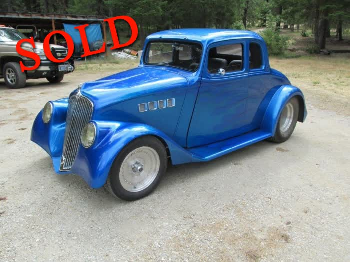 1933 Willys Pro-Street Coupe <font color=red>*SOLD*</font color>