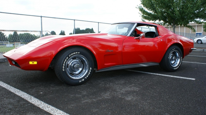 1973 CHEVROLET CORVETTE STINGRAY T-TOPS NICE