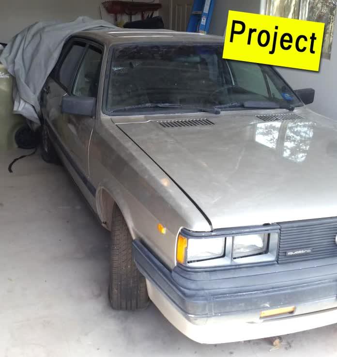1984 Audi Quattro Sedan