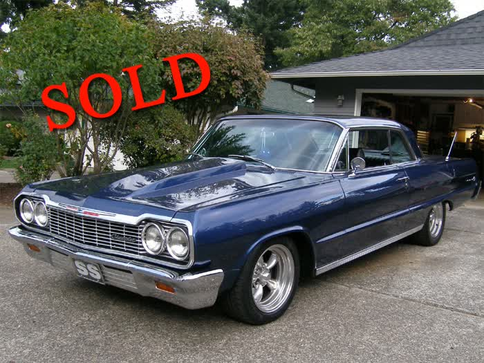 1964 Chevrolet Impala SS <font color=red>*SOLD*</font color>