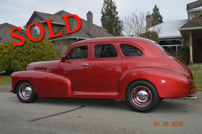 1947 Chevrolet Street Rod