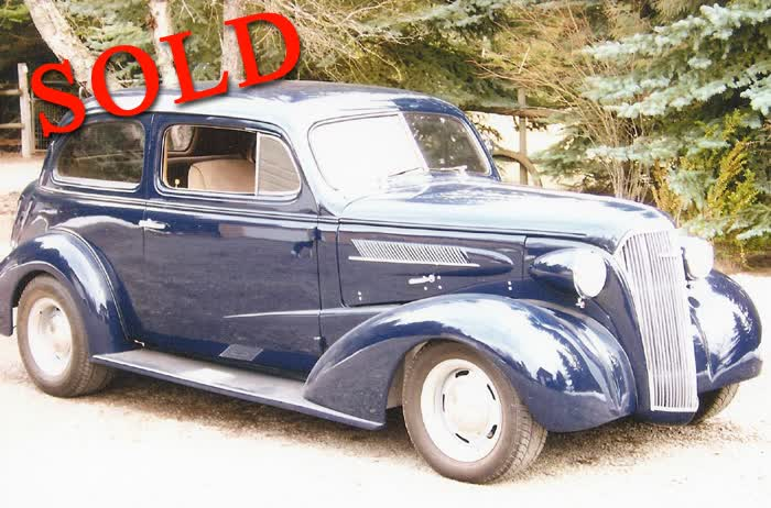 1937 Chevrolet 2 Door Sedan <font color=red>*SOLD*</font color>